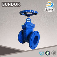 Cheap 6 Inch Water Long Stem Gate Valve Price