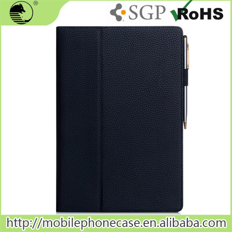 Hot Selling Europe And America Style Stand PU Leather Tablet Case For Lenovo A7600 Protective Cover