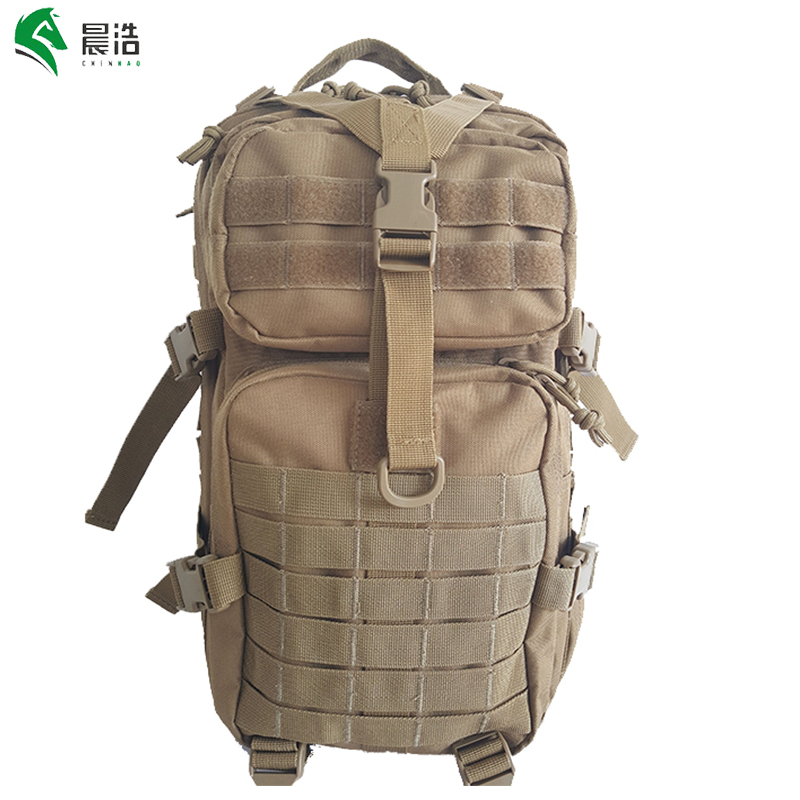 CHENHAO new oxford molle system outdoor 25L military tactical assault backpack