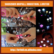 Wholesale Cheap Colorful LED Flashing Earring For Party