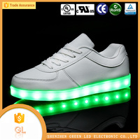 wholesale cheap dubai led shoes sneakers children shoes outdoor night sport running lighting shoes