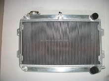 High Performance Full aluminum Cooling Radiator 1989-1991 For Mazda RX7 FC S5 13B 1.3L auto radiator