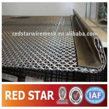 ore screen mesh/ heavy duty wire mesh screens/ minng screen factory
