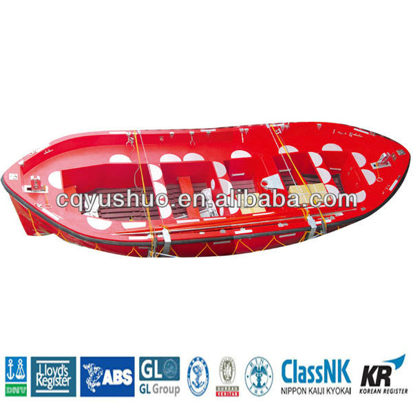 Marine Open Type Lifeboat for Sale