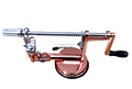 3 in 1 Rose Gold Copper Apple Peeler Corer Slicer