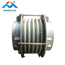 Thick wall metal bellows expansion joints