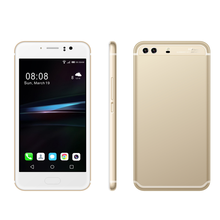 Shenzhen OEM 5 inch cheapest android mobile cell phone MTK6580M quad core RAM 512MB+4G ROM Android5.1