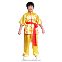 Martial arts clothes silk kung fu uniform