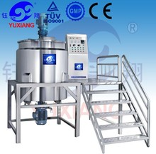 Stainless Steel Blender Mixer Complete Soap Making Machine with high quality
