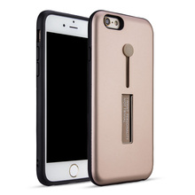 Trade Assurance cheap wholesale soft silicone ring metal kickstand case for iphone