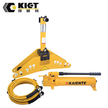 High Quality KIET Hydraulic Pipe Bender For Sale