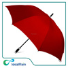 30inch auto open large windproof golf red umbrella
