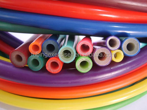 Factory customized 8mm-12mm latex tube rubber tube