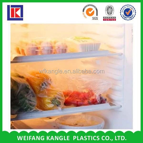 high quality clear plastic bags