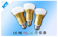 Smat LED bulb 6 watt with paten deisn function and appreance with 5 year warranty