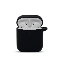 Custom ultra thin silicone wireless headphone case earphone cover for airpods