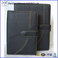 Leather Agenda Personal 2013 For Office Supply