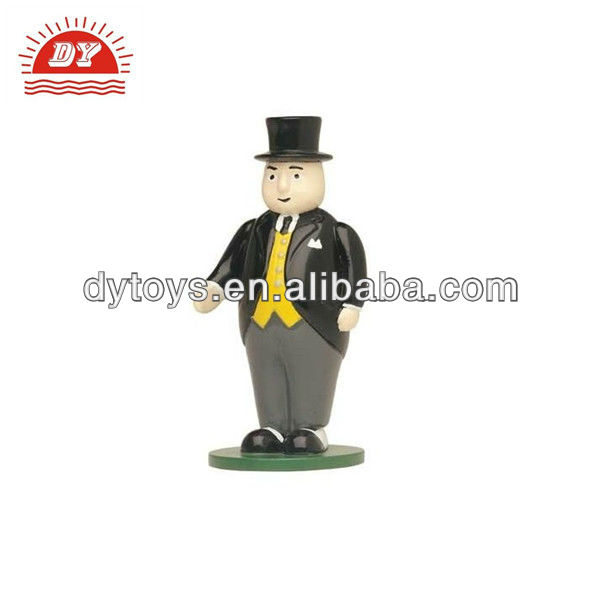 "5"" Plastic 3D Vinyl Bachmann Trains Thomas and Friends-Sir Topham Hatt"