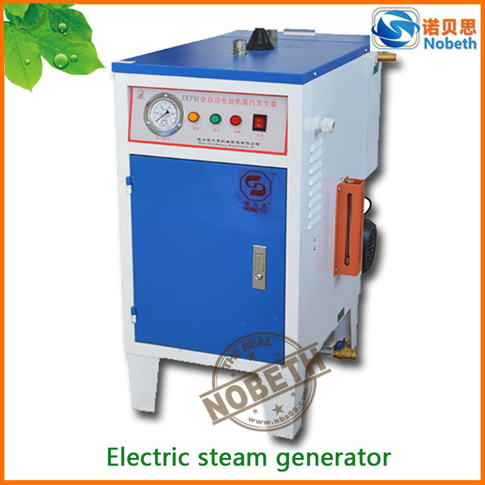 Sanitizing for Bottling Equipment Portable Electric Steam Generator