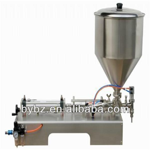 YB-50J semi auto paste/sauce piston filling machine