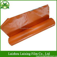 provide concrete orange Polythene builder film 200micron