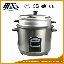 best price non-stick rice cooker stainless steel inner pot factory