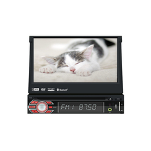 Wholesales Android car dvd player 7 inch 1 din car gps navigation with multimedia player MP3/MP4/MP5