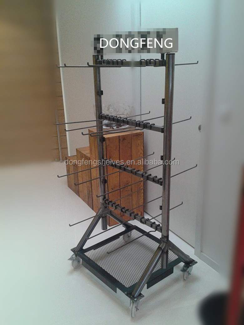 hot selling metal counter toy display stand