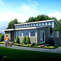 Cheap Prefab Cabin Kits Tiny House