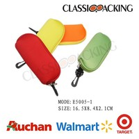 colorful neoprene glasses case