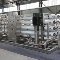 RO Water Machine Plant/Water Purifying Machine/Reverse Osmosis System