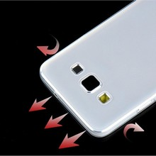 0.3 mm Ultra Thin TPU Back Cover mobile phone case for sumsung a5/a500f