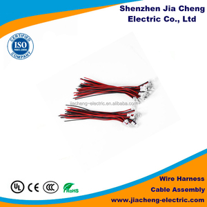 Industrial JST Wire Harness and Cable Assembly
