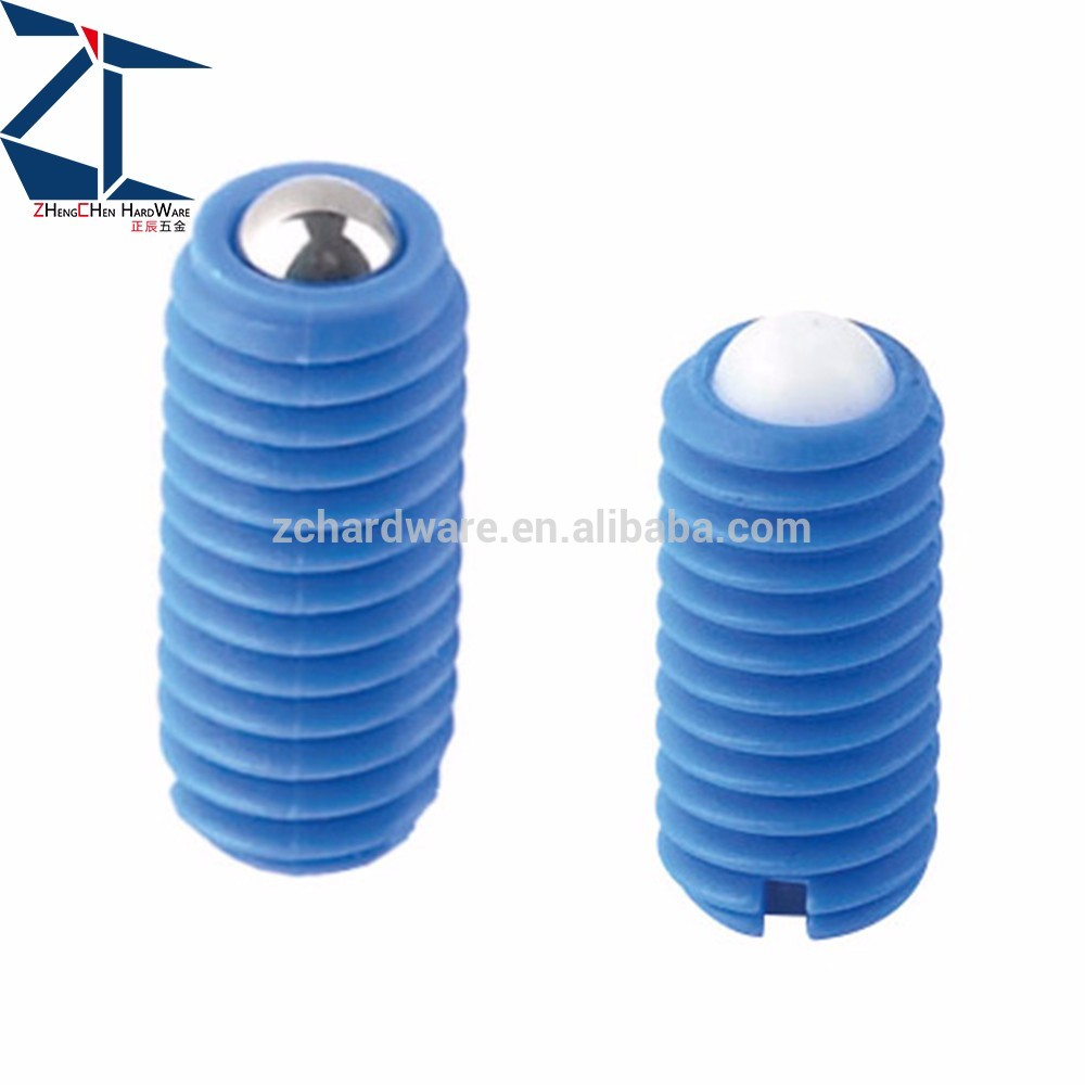 Spring plunger 1/2 metric plungers function of
