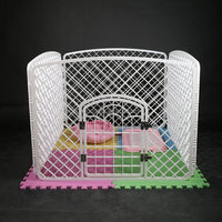 china manufacturer cheap dog fence,plastic pet fence wholesale