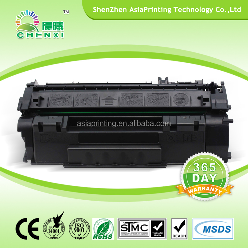 High quality 7553 compatible black laser toner cartridge for hp 1160/1160LE