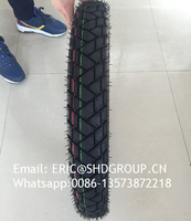 high quality tires for motorcycle / tricycle / scooter
