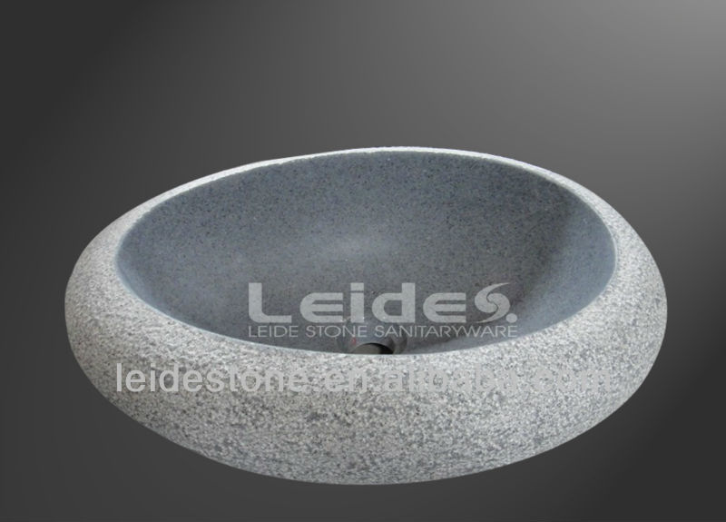 Bad granit spulbecken stein waschschussel bad eitelkeiten for Spülbecken stein