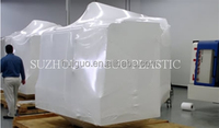 large plastic storage bag with UVI