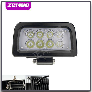NEW 8*3W Work light,24W Working light with Pencil beam