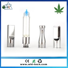 USA distributor wanted refillable CBD oil tank buttonless cartomizer , 510 thread ce3 atomizer bbtank cartridges