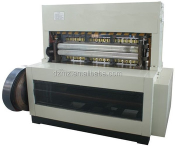 tin plate peforate machine