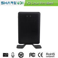 Onsale new version thin client X3 share 1pc with multi users for office work