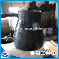 carbon steel bell reducer in pipe fittings with flange