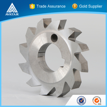 Avatar Tools tungsten solid carbide disc milling cutter for CNC working