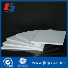 Low price pvc foam board/plastic board wholesale