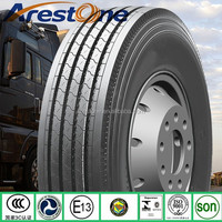 China top quality radial tubeless truck tyres 12R22.5 255/70R22.5 for hot sale