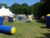 Archery tag paintball bunker inflatable game used paintball bunkers with great price