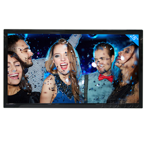 4k lcd monitor for advertising display