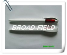 2014 No1. multifunctional ball point pen metal ballpoint pen refills